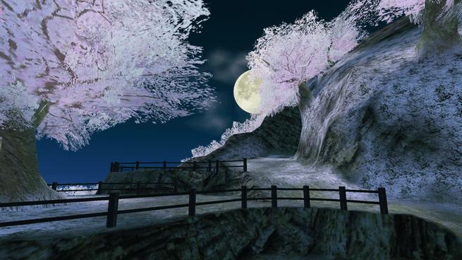 夜桜でお花見!春イベント2017開催